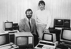 microsoft office company. IBM Memanggil Microsoft Bulan Juli 1980 Untuk Meminta Bahasa Pemrograman Jajaran PC Mereka Selanjutnya;:228 Setelah Negosiasi Office Company
