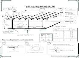 patio cover plans. Patio Cover Plans Fanciful Designs Luxury .