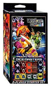 Dc Comics Dice Masters War Of Light Wizkids Games Dice Masters Dc Comics War Of Light Starter