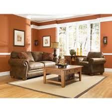 laramie sofa and love seat set by broyhill furniture