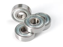 bearing. radial ball bearing 608zz - set of 4 r