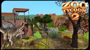 allosaurus zoo ty 2 extinct animals exhibit build