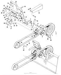 Idler pulley diagram idler pulley diagram honda honda mower timing belt diagram at