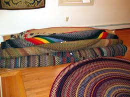 used large wool braided rugs call for cur inventory
