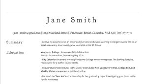 What Is An Academic Resume Professional Academic Resume Template