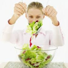 a salad may seem like a better choice than say a burger but garnish your greens with the wrong choices and you might just as well eat the ground round