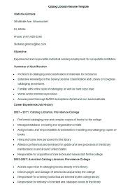 good teachers resume format librarian resume examples