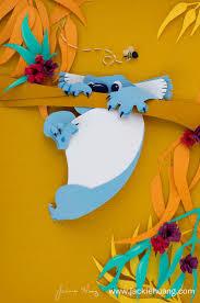 640 Best Crafts Images On Pinterest Paper Sculptures Disney