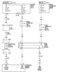 2000 fuel pump wiring schematic