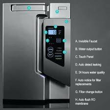 countertop reverse osmosis filter reverse osmosis system portable reverse osmosis filter the blue on below countertop reverse osmosis
