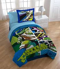 teenage mutant ninja turtle bedding nickelodeon teenage mutant ninja turtles turtle power 2 piece twin full teenage mutant ninja turtle bedding