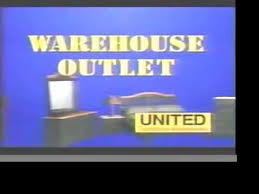 United Furniture Warehouse 1991