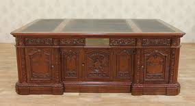 oval office resolute desk. simple resolute 7ft inlaid solid mahogany leather top presidential oval office resolute desk intended e