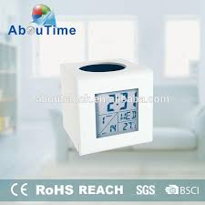 small digital desk clock suppliers manufacturers decorating icing s spaces apartment therapy pumpkins with markers