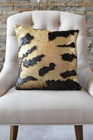 down inc pillows. Fine Down Down Inc Pillows Luxury Black U0026amp Matte Gold Sequin Mermaid Pillow To I