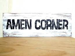 full size of corner wall decor marvellous how to decorate a beautiful amen art pray