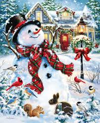 Image result for christmas jigsaw puzzles