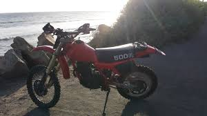 honda xr500 only google