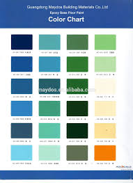 China Top 5 Paint Non Solvent Epoxy Resin Flooring Paint Colors For Car Parking Lot Guangzhou Suppliers View Epoxy Paint Maydos Product Details