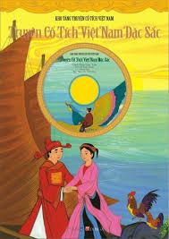 Truyện Cổ Tích Việt Nam Đặc Sắc (Kèm Đĩa CD) – SÁCH ĐÔNG A