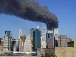 acirc e acirc  plumes of smoke billow from the world trade center towers 11 photo by