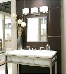 Full Length Mirrored Bathroom Cabinet Bathroom Double Vanity Mirror