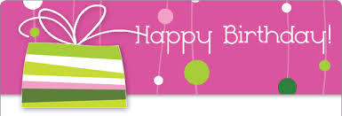 happy birthday pink and green happy 4th birthday to all things italian happy birthday to us