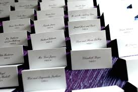 Escort Cards Seating Charts Place Cards Best Dallas