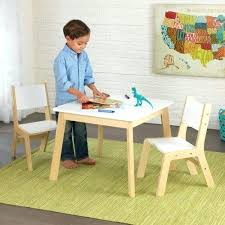 kidkraft table and chairs white kidkraft round table and 2 chair set white natural