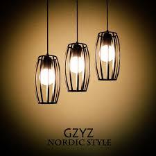 beer barrel retro black metal chandelier e27 home lighting fixtures vintage iron pendant chandeliers dining room kitchen re