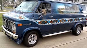 HotRodHarrys (SOLD) 1977 70's Custom Chevrolet Chevy Van Vanning ...