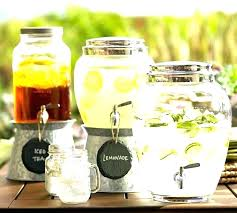 glass beverage dispenser with stand glass beverage dispenser with stand and spigot juice dispenser glass jar glass beverage dispenser