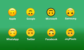 All links on this site to amazon.com , amazon.co.uk and amazon.fr are affiliate links. Emojiology Upside Down Face