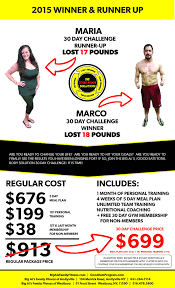 30 day challenge flyer j a 2016 page 2 big al s family fitness