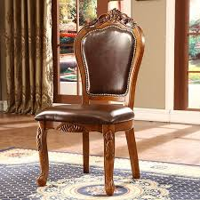 get ations continental carved wood dining chair antique chair dining chairs leather dining chair book american special promotions