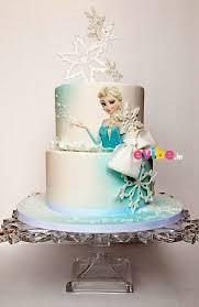 Order Fantastic Frozen Theme Cake Online Birthday Cake In