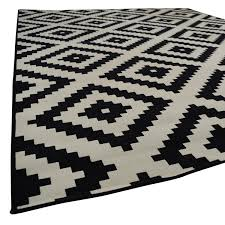rug geometric rug ikea awesome off ikea ikea black and white geometric carpet decor