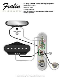 lindy fralin wiring diagrams guitar and bass wiring diagrams telecaster wiring diagram 4 way switch