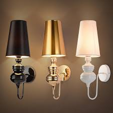 interior modern brief bedroom study wall lights simple bedside lamp creative perfect local 11