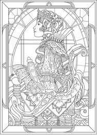 Small Picture Detailed Coloring Pages For Adults Princess Coloring Pages