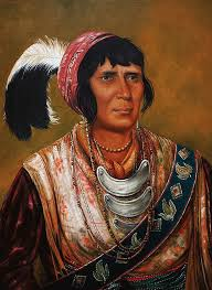 native american paintings painting osceola the black drink a warrior of great distinction by john