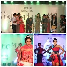 Nirmala College Chalakudy Fashion Designing Nirmala College Chalakudy Chalakudy Vartha