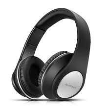 tv headphones wireless. [ amazon promo code: u2msqzzm ] jpodream bluetooth headphones over ear, wireless stereo deep bass headset with microphone, foldable, lightweight and wired tv t