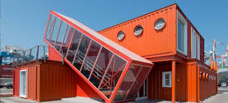 shipping containers office. Shipping Container Offices Are Right At Home On An Industrial Seafront Containers Office