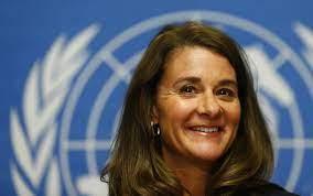Melinda Gates pledges $1 billion to help create opportunities for women