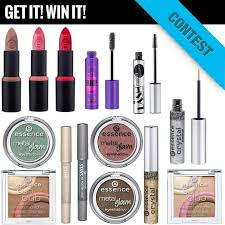 giveaway new essence makeup collection