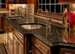 dark stained kitchen cabinets. Image Of: How To Stain Kitchen Cabinets Darker Ideas Dark Stained N
