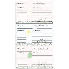 Recipe Card Templates Free Free Card Templates For Word Recipe Card Template Free