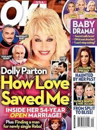 OK! magazine July 20, 2020 - Dolly, Patrick Dempsey & more - free shipping!  71435647412   eBay