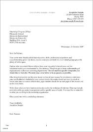 Word Cover Letter Template – Resume Letter Collection